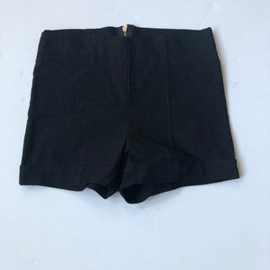 Charlotte Russe Black High-Waisted M New